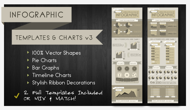 Infographic Elements + Template - 8