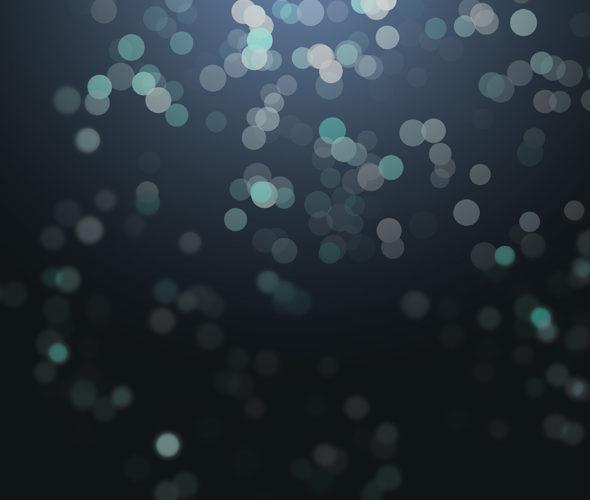 Blurry Circles Free Desktop / Website Background