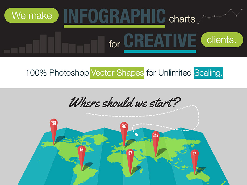 Infographic Elements And Template V10