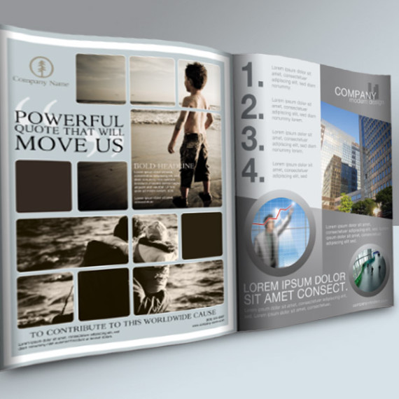 Print Ad Flyer Photoshop Flyer Templates