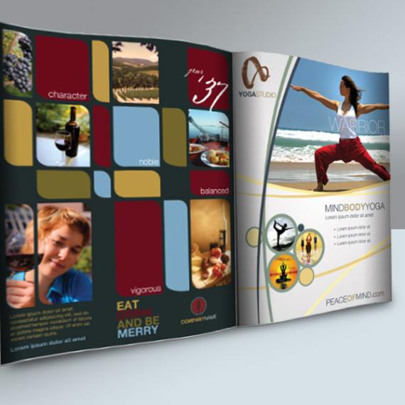 Print Ad Templates v2 - Magazine Ads