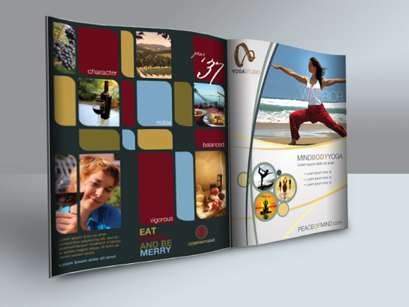 Print Ad Templates v2 - Magazine Ads